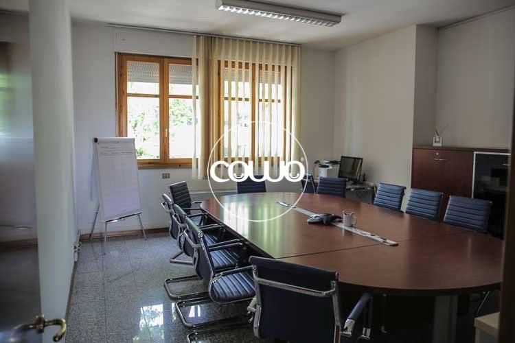 Foto Coworking Firenze - Meeting Room e Aula formazione