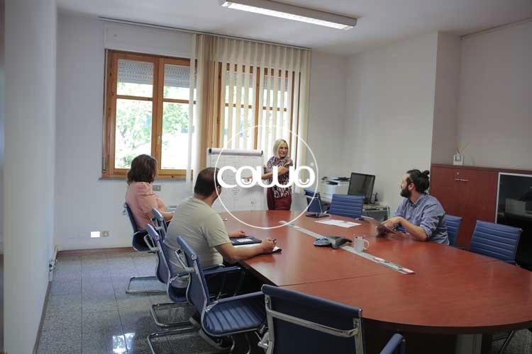 Sala Riunioni Coworking Firenze